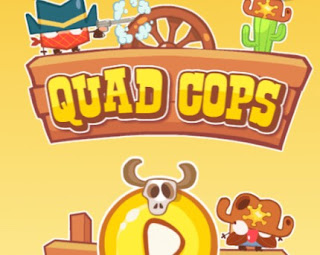 Quad Cops Puzzle Online Games