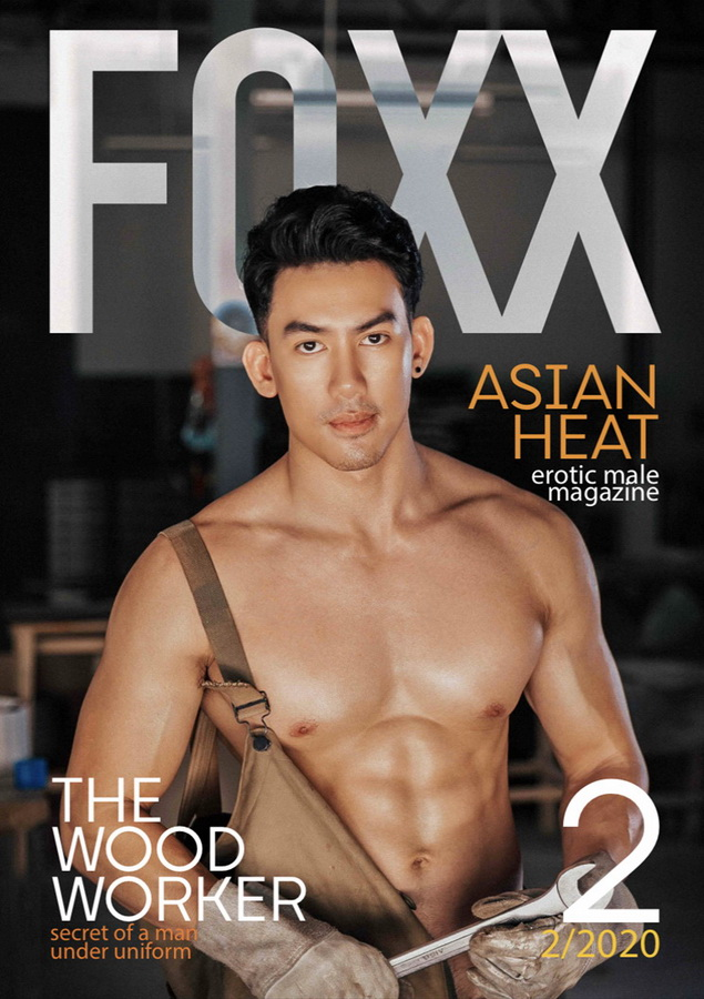 FOXX 02 | The Wood Worker  [PHOTO+CLIP]