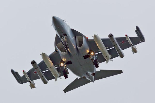 Armamento del Yak-130