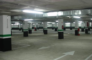 Parking en la Plaza de la Seo