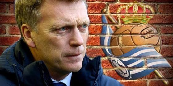 David Moyes nuevo técnico de la Real Sociedad hasta el 2016