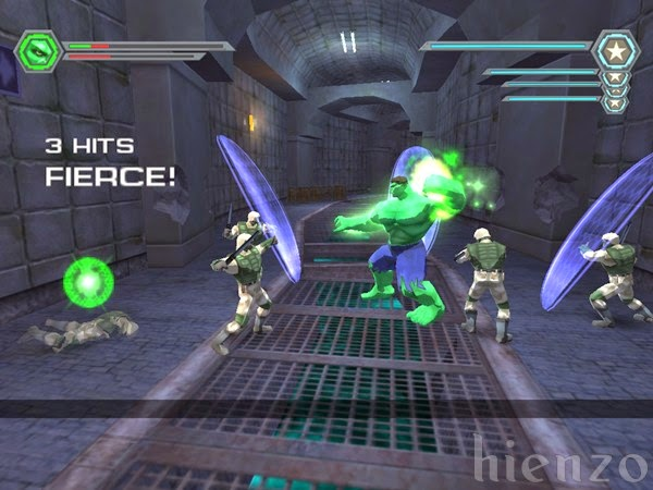 Game The Incredible Hulk For PC RIP | Dion-Cyber Blog