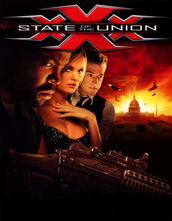 Poster Of xXx State of the Union 2005 Dual Audio  300MB  720p  HEVC Free Download Watch Online world4ufree.org