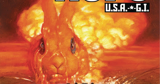 Black Hops: U.S.A.-G.I. #2 will hit stores August 22!
