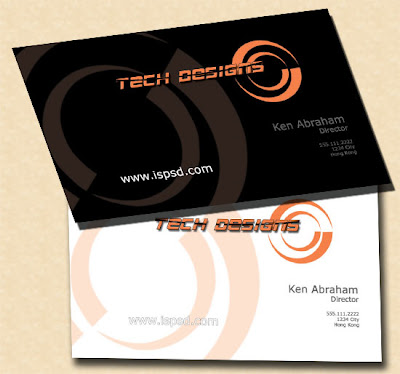Bussines Card PSD