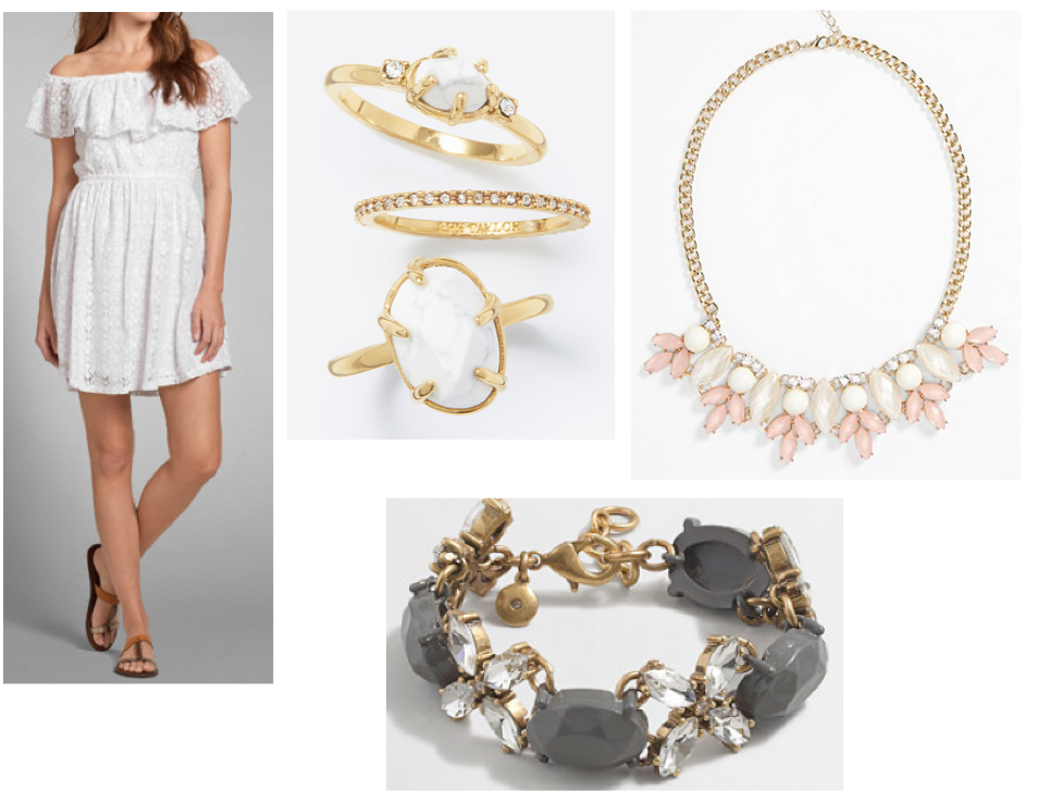 statement-necklace-bracelet-summer