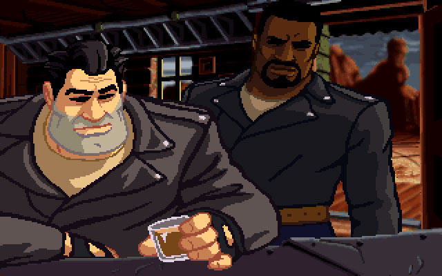 Full Throttle 5