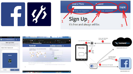 Facebook Login Home Page Full Site