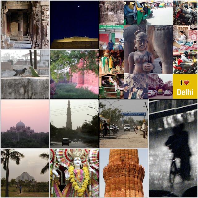 I like Delhi