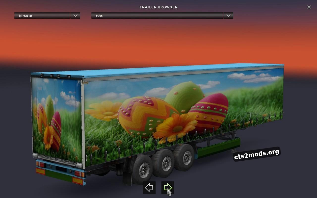 Standalone Easter Trailer