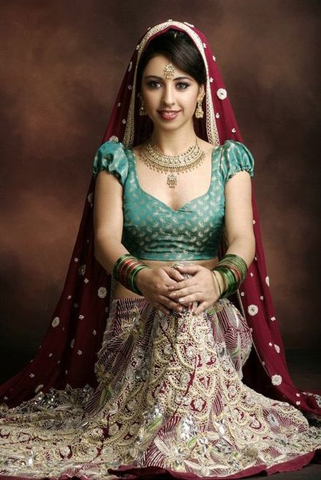 Indian Bridal Wears 2013