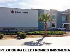 Lowongan Kerja Terbaru PT.OHSUNG ELECTRONICS INDONESIA