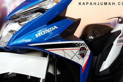 Nantikan Honda Beat Versi Adventure