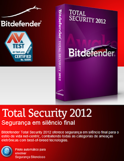 Download Bitdefender Total Security 2012 + Crack