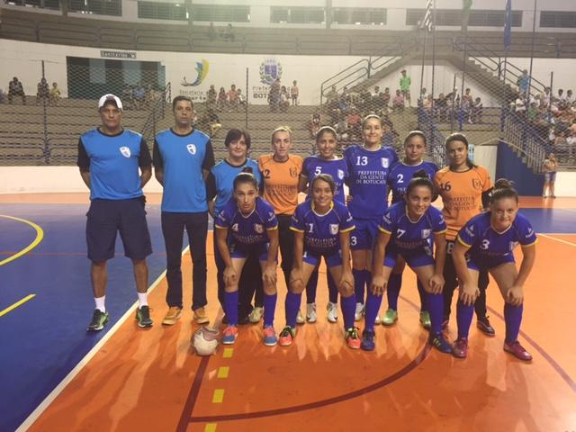 Botucatu tenta se recuperar na Copa Record. Botucatu continua na disputa da Copa  Record de Futsal Feminino ... d82ea3430d0f1