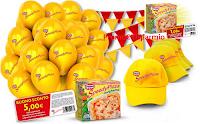 Logo Con Speedy Pizza Cameo vinci 9 kit Festa e un buono sconto sicuro