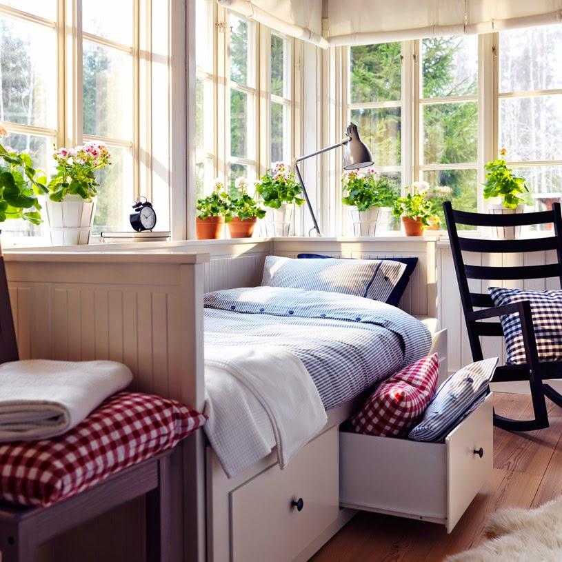 żyj Pięknie Sypialnia I Garderoba 2015 Czyli Inspiracje Ikea