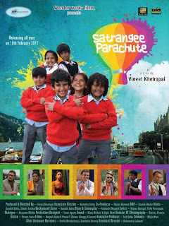Satrangee Parachute (2011) Bollywood movie mp3 song free download