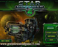 Game Pesawat Tempur Star Defender 4 PC