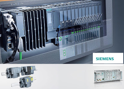 Siemens Distributed Controllers as automation solution