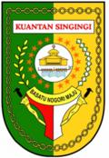 Kabupaten Kuantan Singingi, logo Kabupaten Kuantan Singingi