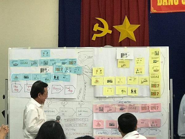 Một số hình ảnh lớp học tại MTC 3