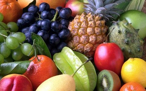Buah-buahan untuk tambah darah
