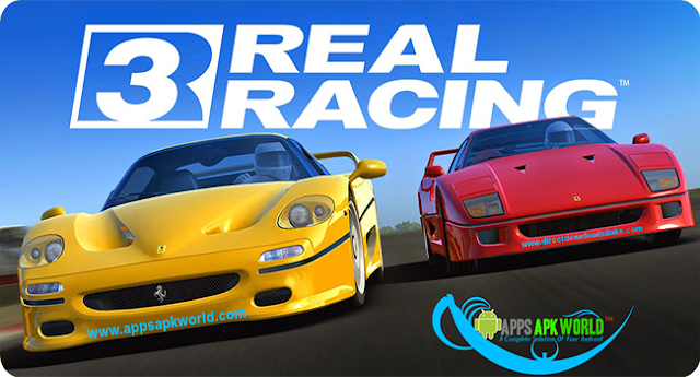 Real Racing 3 v3.4.1 Mod Unlimited Money + All Cars APK Image