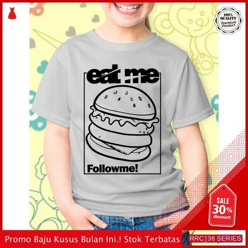 RRC138B43 Baju Bayi Anak Eat Me Fashion Bayi BMGShop