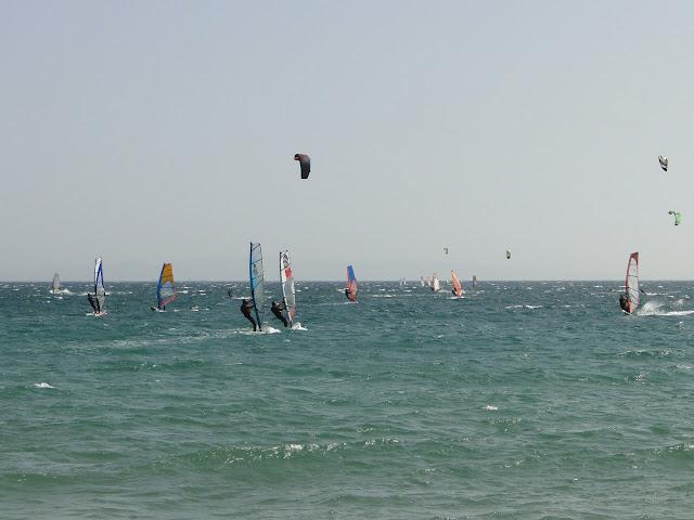 Deportes acuáticos en Tarifa