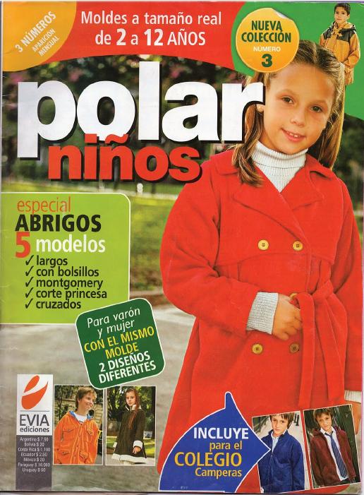 Polar Niños Nº 03 – Especial de abrigos
