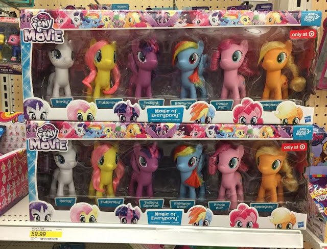 "New ""Magic of Everypony"" Target Exclusive Movie Pack Spotted"