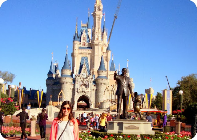Magic Kingdom Park / Castelo da Cinderella