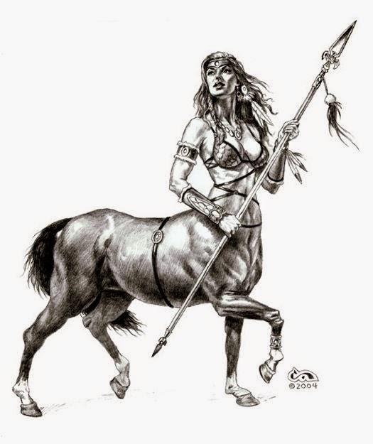Характеристики и стрельца, и лошади включают независимость, поэтому в нашей героине они умножаются вдвое.
