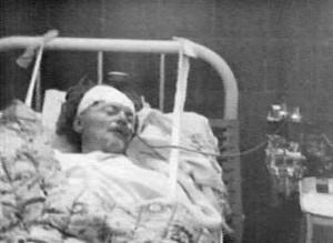 Trotski moribundo