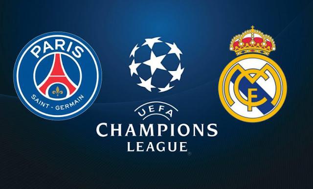 نتيجة مباراة باريس وريال مدريد اليوم 6-3-2018 في دوري أبطال أوروبا