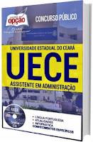 Apostila Concurso UECE 2016 CE