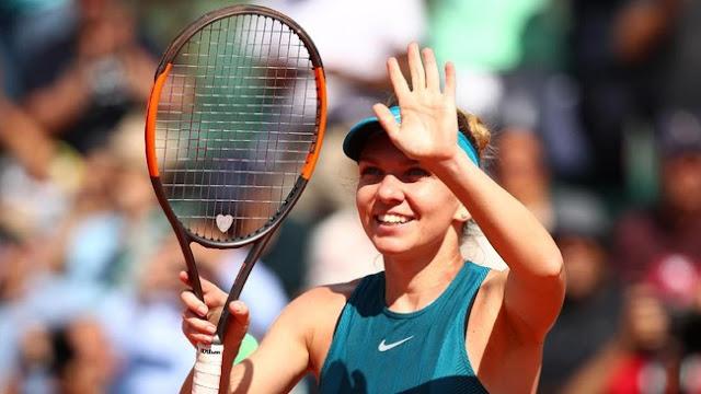 Prancis Terbuka Simona Halep Ditantang Sloane Stephens di Final