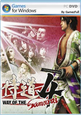 Way of the Samurai 4 PC Full