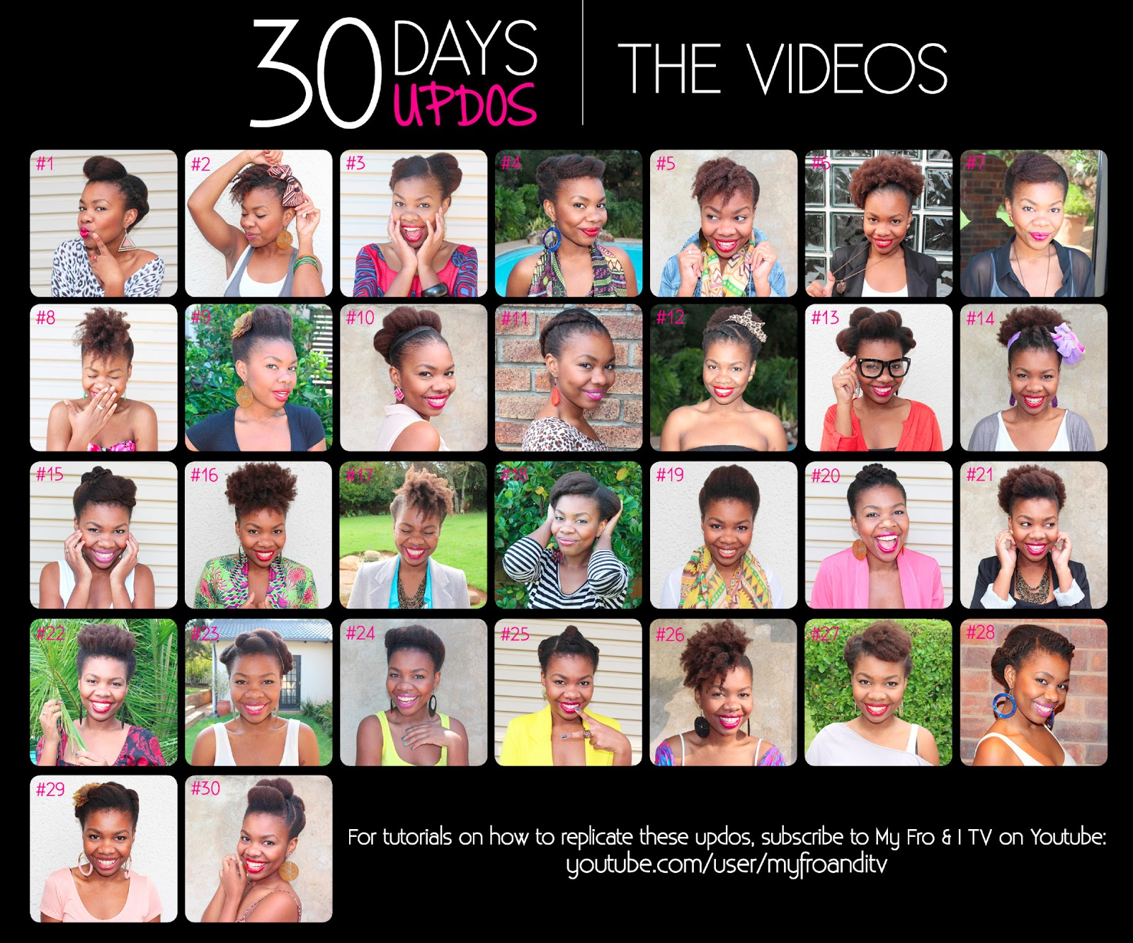 My Fro & I A South African Natural Hair & Beauty Blog
