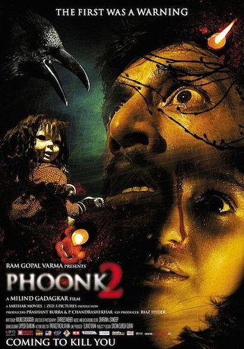 Phoonk 2 2010 Hindi 480p HDRip 300mb
