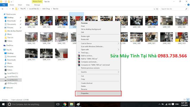 Xem ảnh mặc định với Windows Photo Viewer - H04