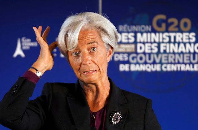Ο υπόνομος των κατεργαρέων του ΔΝΤ – Απατεώνες, βιαστές και αγύρτες