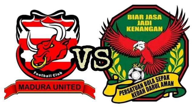 Live Streaming Madura United vs Kedah Piala Super Suramadu 12.1.2018