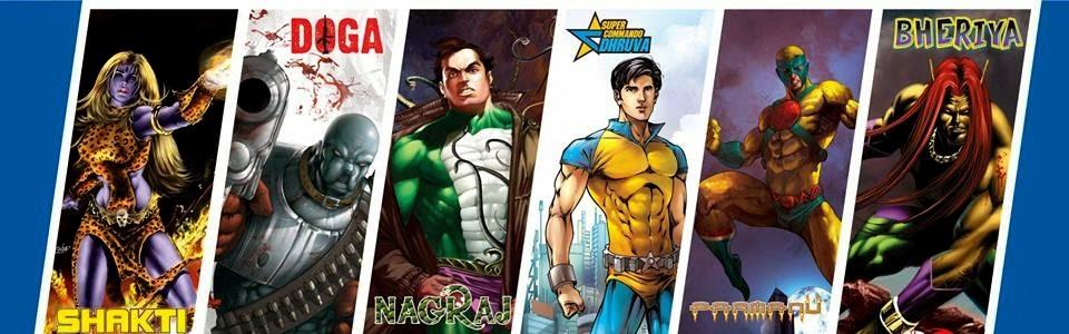 Free Download Hindi Comics