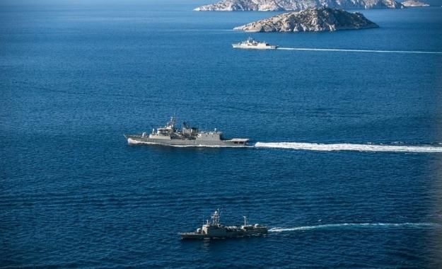 Δικαίωμα της Ελλάδας να οριοθετήσει θαλάσσιες ζώνες χωρίς την… «άδεια» της Τουρκίας