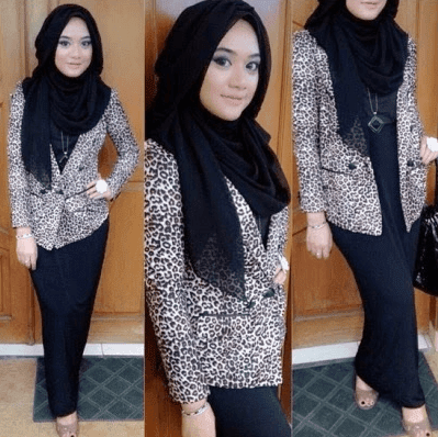 Copas Tips Padu Padan Hijab Style Warna Baju