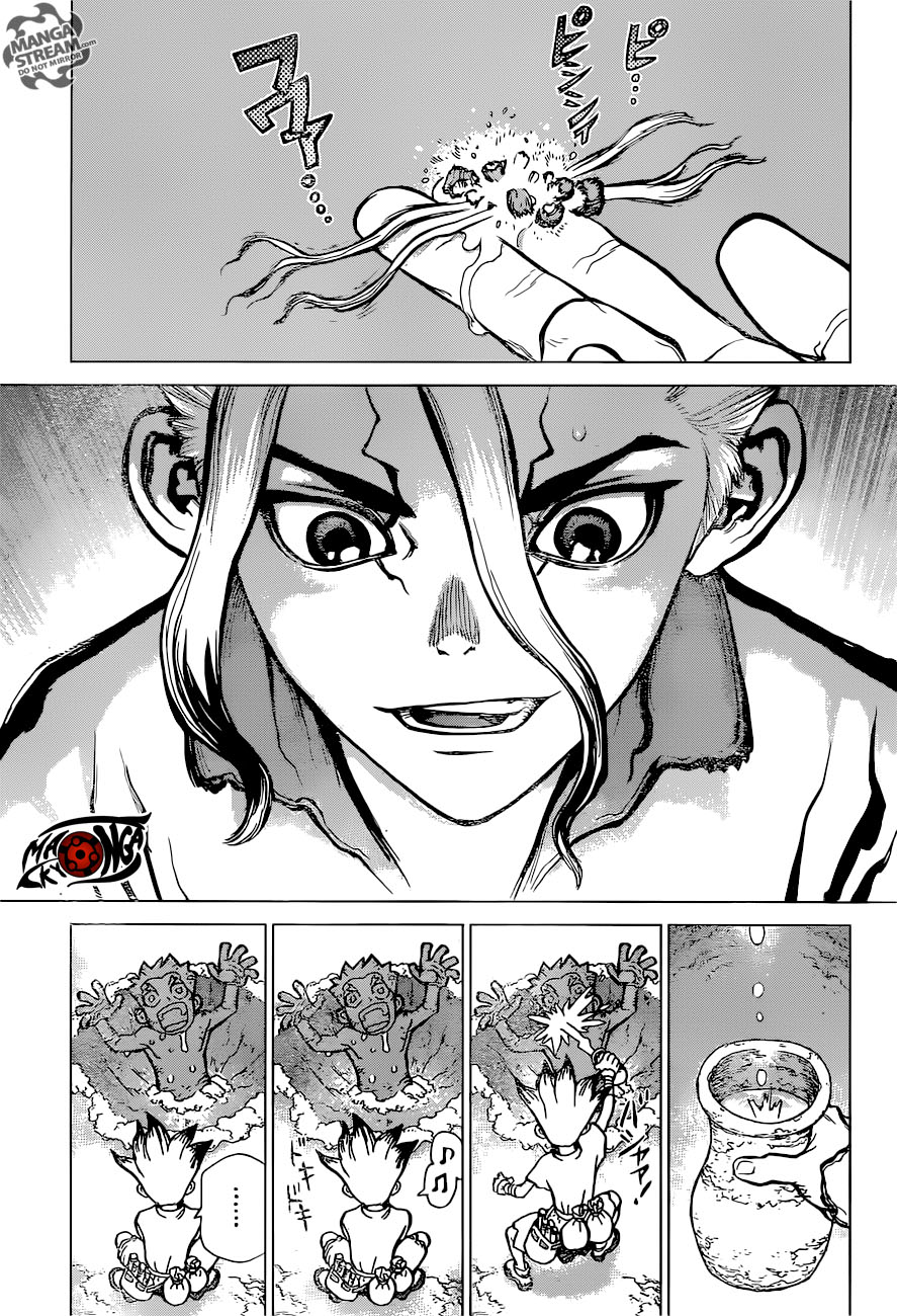 Dr.Stone Chapter 14-11