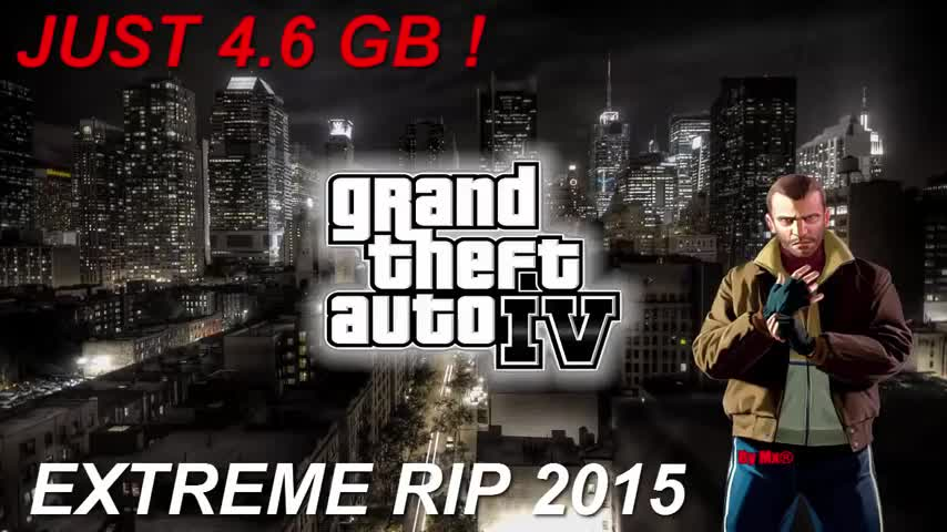 How To Download And Install Gta Iv Full Pc Game 4gb Only