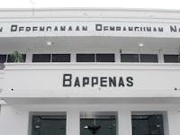 Kementerian PPN BAPPENAS - Recruitment For Consultant Expert Staff BAPPENAS April 2016